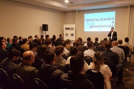 Indústria 4.0 e a Digitalização da Manufatura pautam LSB Summit deste ano