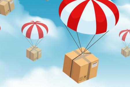 Como lidar com pedidos paraquedas?